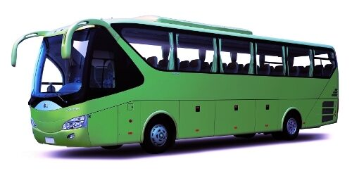 фото автобус ютонг